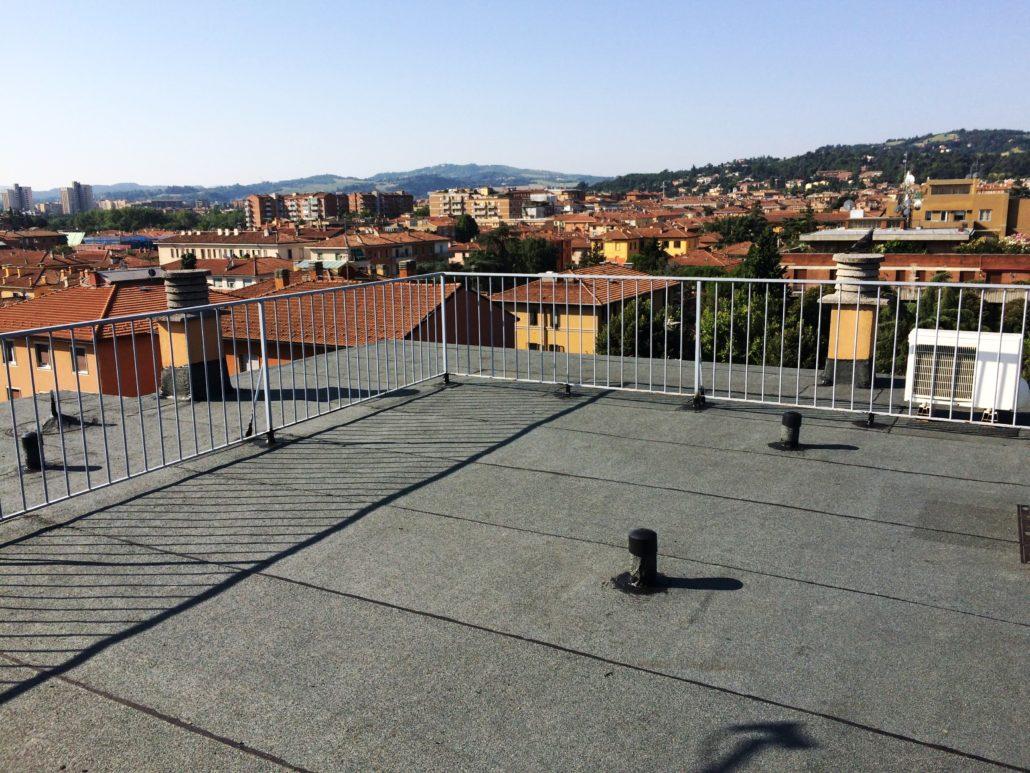 Coibentazione o isolamento del tetto a bologna