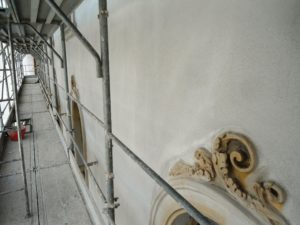 Tecnocem - Restauro facciata di un edificio storico