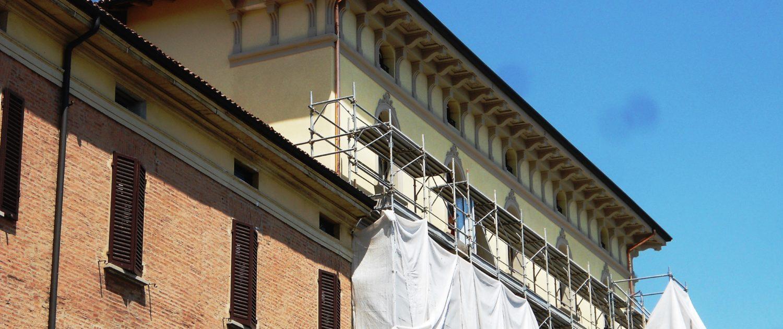 Tecnocem - Ristrutturazione di un edificio storico a Bologna