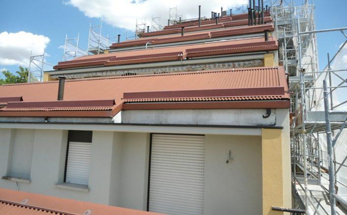 Tecnocem - Ristrutturazione di un condominio a Bologna