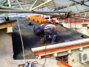 Tecnocem - rifacimento e impermeabilizzazione tetto