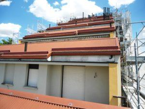 Tecnocem - Ristrutturazione di un condominio