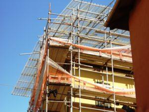 Tecnocem - Ristrutturazione di un tetto a Bologna