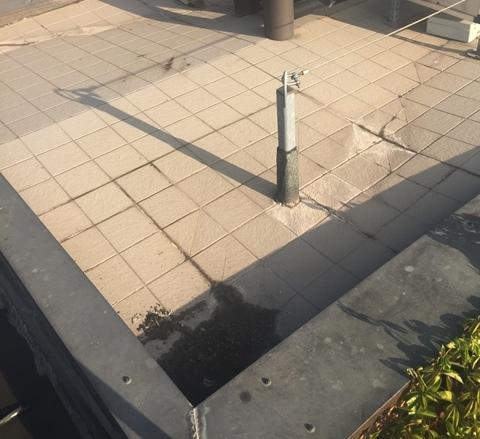Cantiere Tecnocem - Ristrutturazione Cantiere Borgo Masini Bologna - Pavimentazione danneggiata