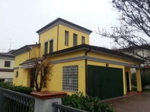 Villa di nuova costruzione realizzata da Tecnocem